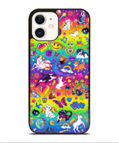Lisa Frank Rainbow for iPhone 12 Case