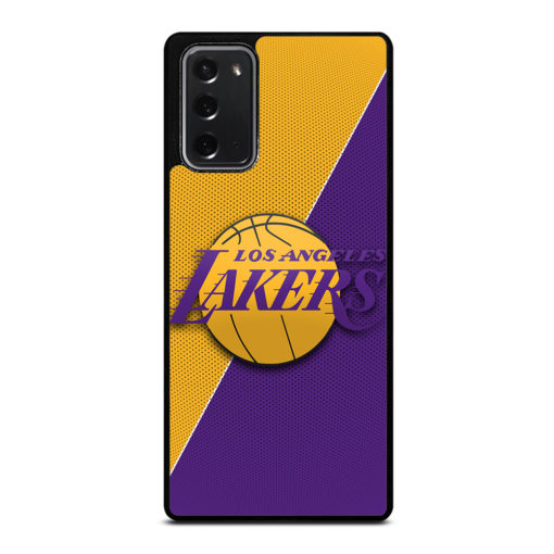 Los Angeles Lakers Icon for Samsung Galaxy Note 20 Case Cover