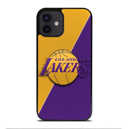 Los Angeles Lakers Icon for iPhone 12 Mini Case