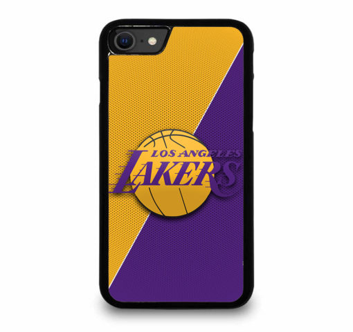 Los Angeles Lakers Icon for iPhone SE (2020) Case