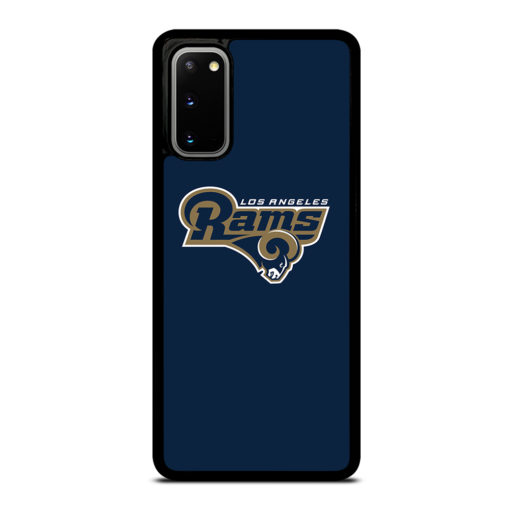 Los Angeles Rams Logo for Samsung Galaxy S20 Case Cover