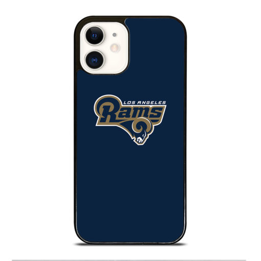 Los Angeles Rams Logo for iPhone 12 Case Cover