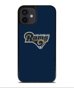 Los Angeles Rams Logo for iPhone 12 Mini Case Cover