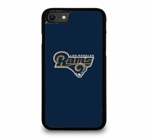 Los Angeles Rams Logo for iPhone SE (2020) Case Cover