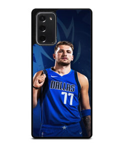 Luka Doncic Dallas Mavericks NBA for Samsung Galaxy Note 20 Case Cover