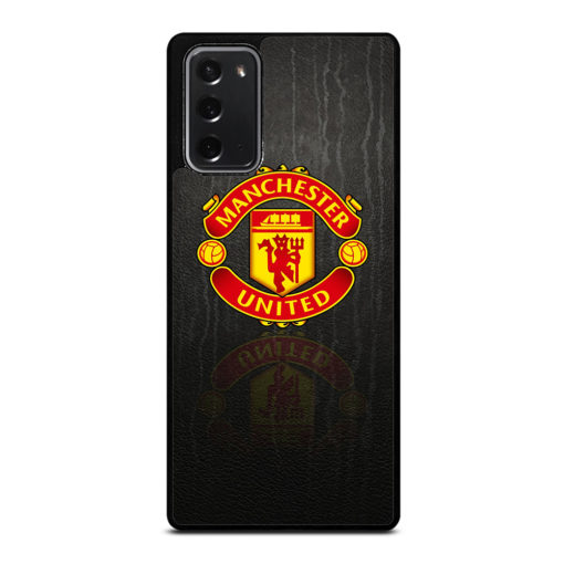 MANCHESTER UNITED LOGO PATTERN for Samsung Galaxy Note 20 Case Cover