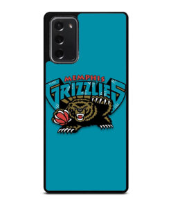 MEMPHIS GRIZZLIES BEAR for Samsung Galaxy Note 20 Case