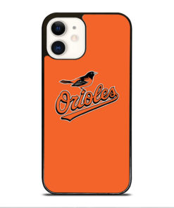 MLB Baltimore Orioles Logo for iPhone 12 Case Cover