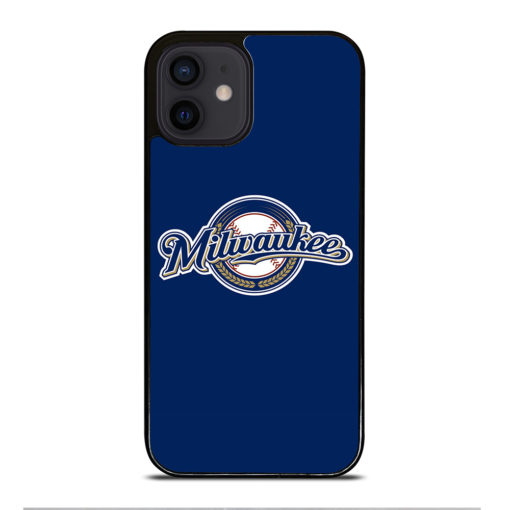 MLB Milwaukee Brewers for iPhone 12 Mini Case