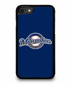 MLB Milwaukee Brewers for iPhone SE (2020) Case Cover