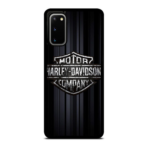 MOTOR HARLEY DAVIDSON COMPANY for Samsung Galaxy S20 Case Cover