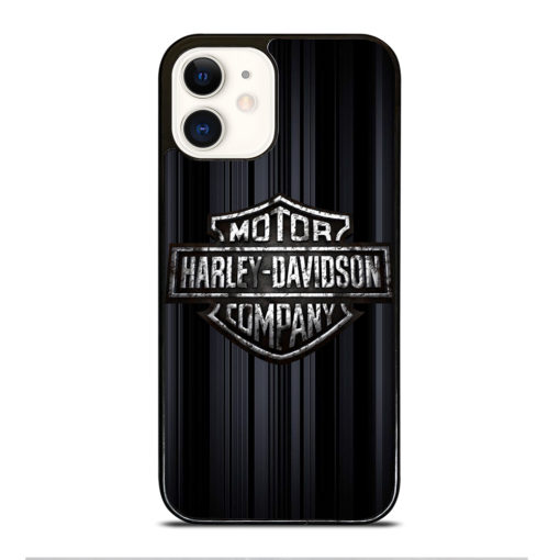 MOTOR HARLEY DAVIDSON COMPANY for iPhone 12 Case Cover