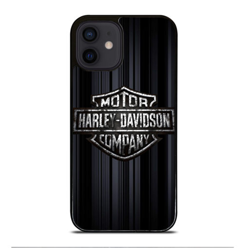 MOTOR HARLEY DAVIDSON COMPANY for iPhone 12 Mini Case Cover