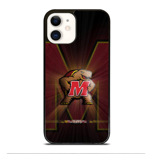 Maryland Terrapins for iPhone 12 Case Cover