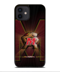 Maryland Terrapins for iPhone 12 Mini Case Cover