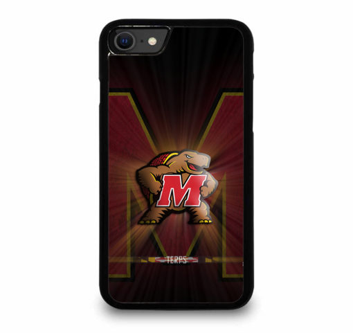 Maryland Terrapins for iPhone SE (2020) Case Cover