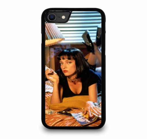 Mia Wallace for iPhone SE (2020) Case Cover