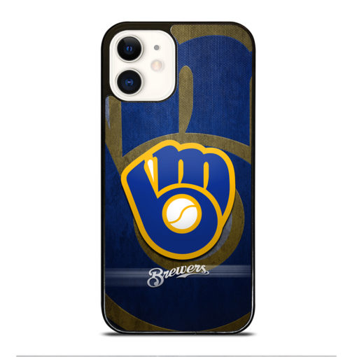 Milwaukee Brewers for iPhone 12 Case