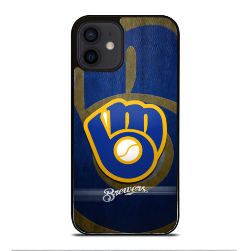 Milwaukee Brewers for iPhone 12 Mini Case Cover