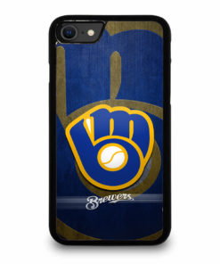 Milwaukee Brewers for iPhone SE (2020) Case