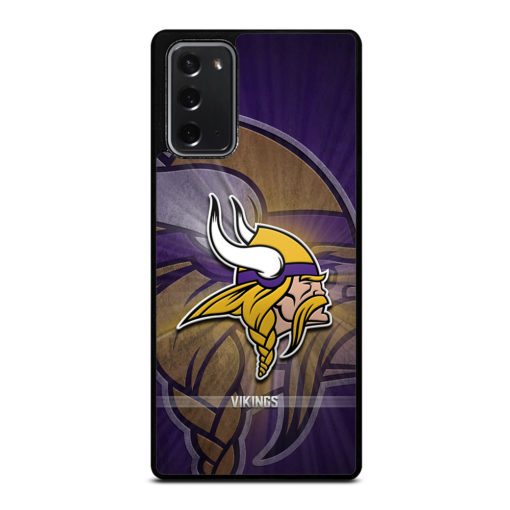 Minnesota Vikings for Samsung Galaxy Note 20 Case Cover