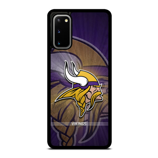 Minnesota Vikings for Samsung Galaxy S20 Case Cover