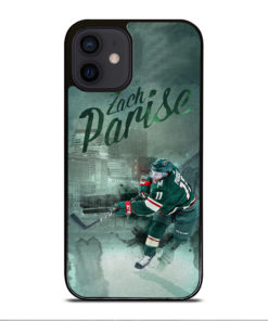 Minnesota Wild Zach Parise for iPhone 12 Mini Case Cover
