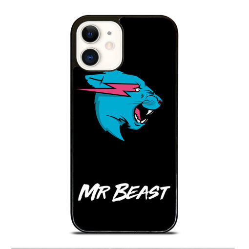 Mr Beast Logo for iPhone 12 Case Cover