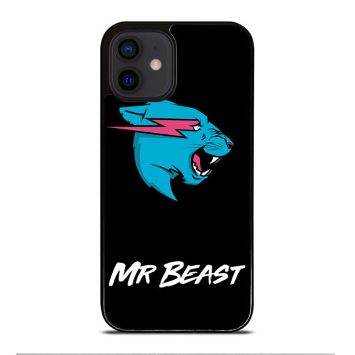 Mr Beast Logo for iPhone 12 Mini Case Cover