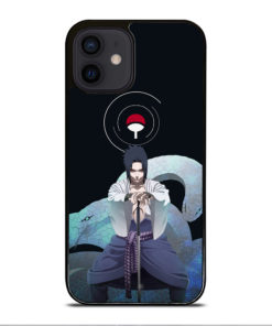 NARUTO UCHIHA SASUKE ANIME for iPhone 12 Mini Case Cover
