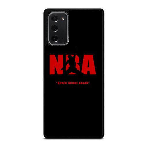 NBA Youngboy Never Broke Again for Samsung Galaxy Note 20 Case