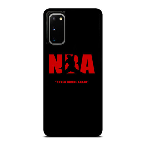 NBA Youngboy Never Broke Again for Samsung Galaxy S20 Case Cover