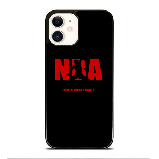 NBA Youngboy Never Broke Again for iPhone 12 Case