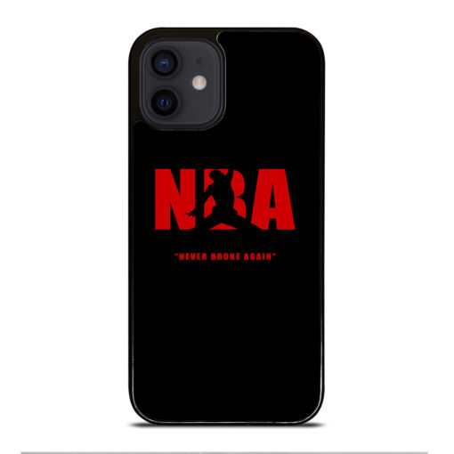 NBA Youngboy Never Broke Again for iPhone 12 Mini Case