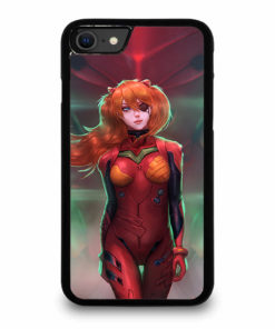 NEON GENESIS EVANGELION ASUKA LANGLEY for iPhone SE (2020) Case