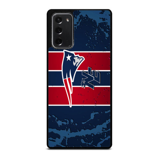 NEW ENGLAND PATRIOTS NFL for Samsung Galaxy Note 20 Case