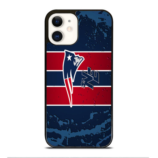 NEW ENGLAND PATRIOTS NFL for iPhone 12 Case Cover