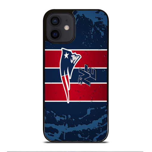 NEW ENGLAND PATRIOTS NFL for iPhone 12 Mini Case