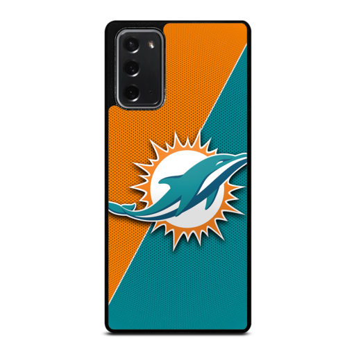 NFL Miami Dolphins Logo for Samsung Galaxy Note 20 Case