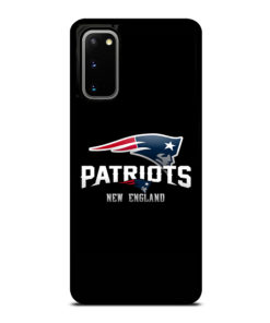 NFL New England Patriots for Samsung Galaxy S20 Case