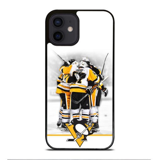 NHL Pittsburgh Penguins for iPhone 12 Mini Case Cover