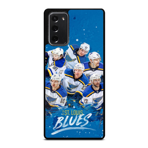 NHL ST Louis Blues for Samsung Galaxy Note 20 Case Cover