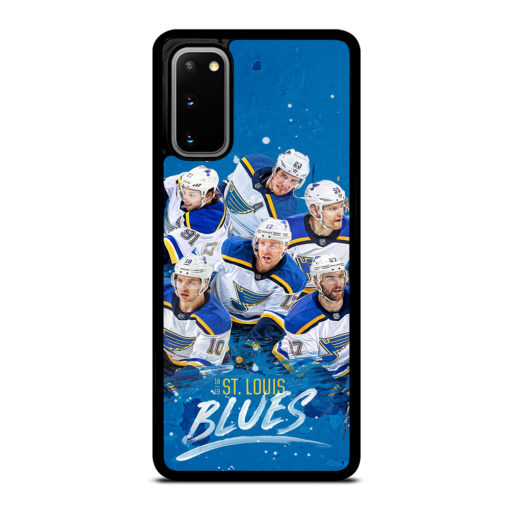 NHL ST Louis Blues for Samsung Galaxy S20 Case Cover