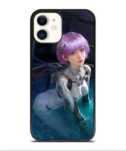 Neon Genesis Evangelion Manga for iPhone 12 Case