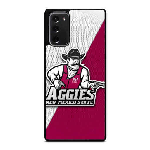 New Mexico State Aggies for Samsung Galaxy Note 20 Case Cover