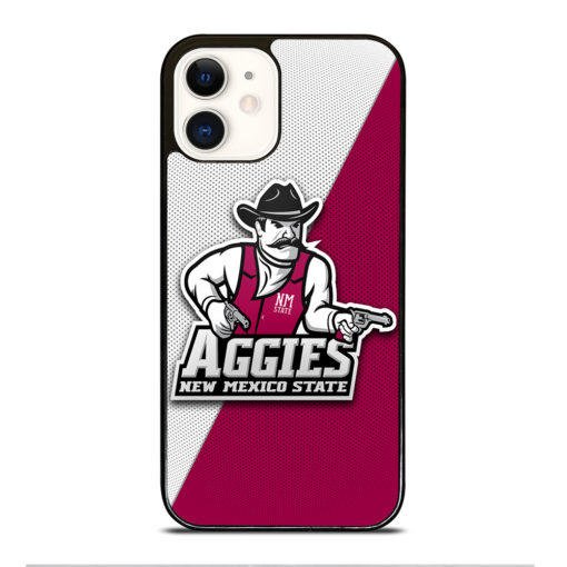 New Mexico State Aggies for iPhone 12 Case