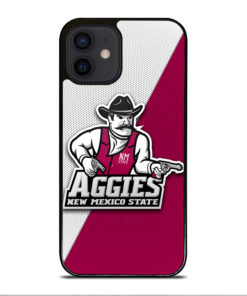 New Mexico State Aggies for iPhone 12 Mini Case