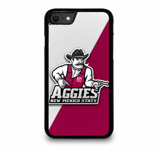New Mexico State Aggies for iPhone SE (2020) Case