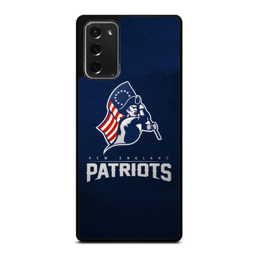 New NFL New England Patriots for Samsung Galaxy Note 20 Case