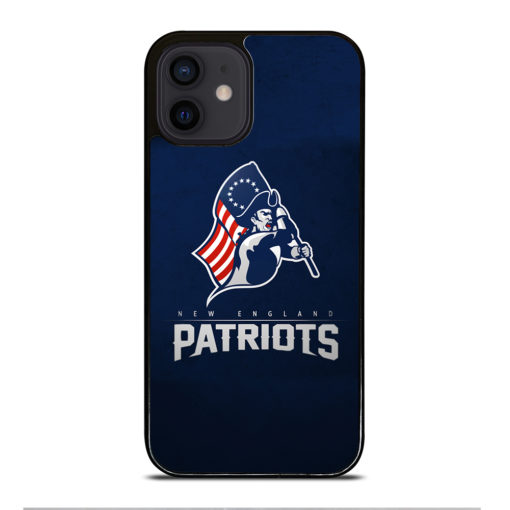 New NFL New England Patriots for iPhone 12 Mini Case